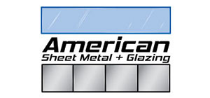 American Sheet Metal and Glazing Logo