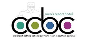 CCBC Men's Resort Hotel Logo