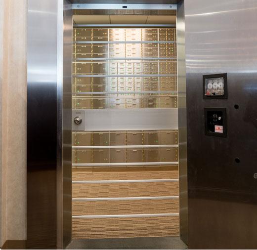 A Cash Vault
