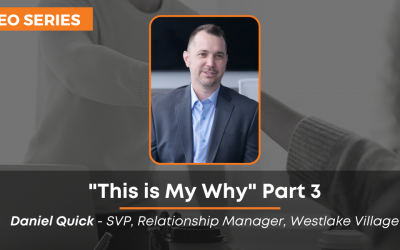This is My Why - Daniel Quick