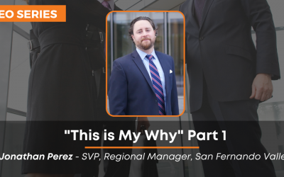 This is My Why - Jonathan Perez