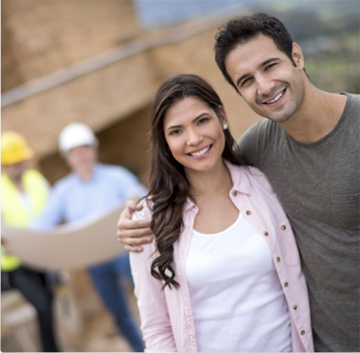 A Couple Who Took Out a Home Equity Line of Credit to Build a Home