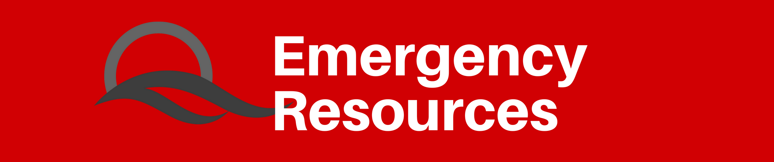 Emergency Resources Title