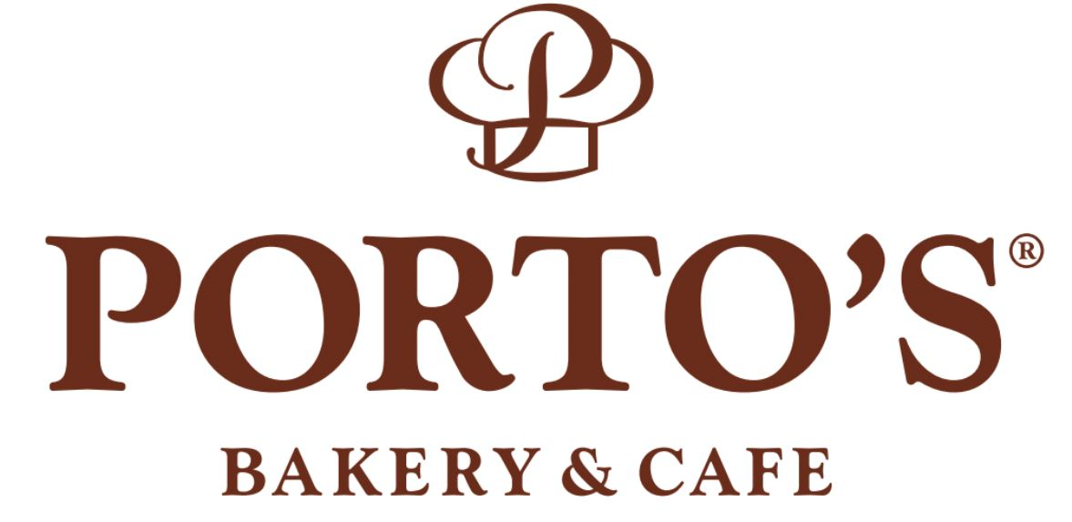 Porto's Bakery and Cafe Home Page