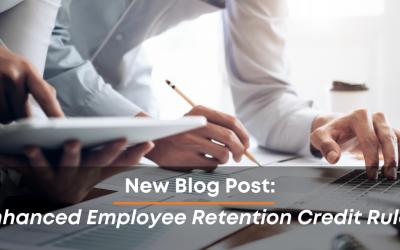 Employee Retention Credit