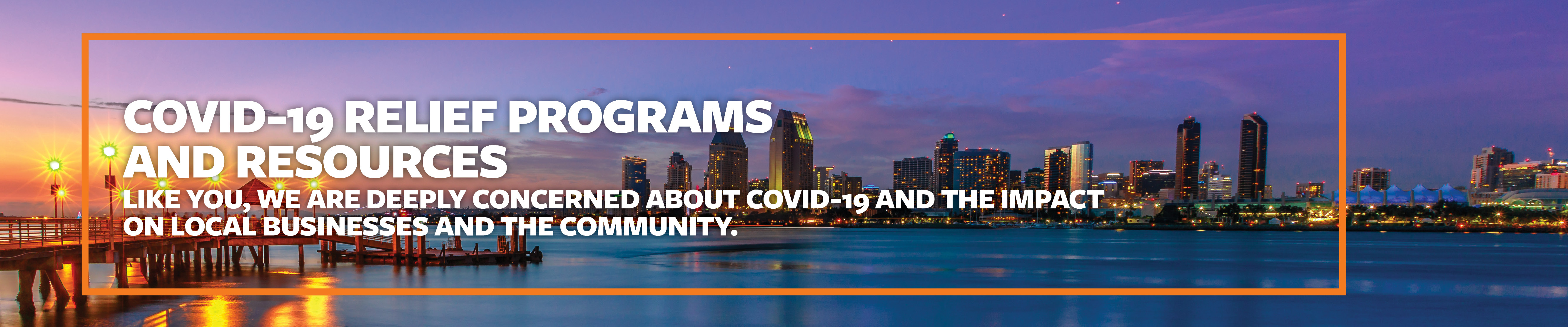 COVID-19 Relief Programs and Resources