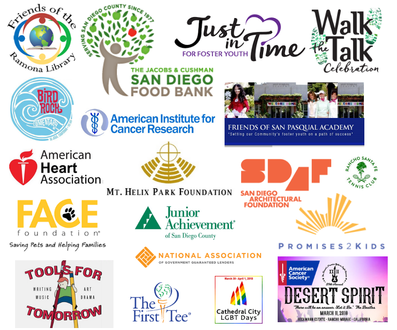 Local organizations supported by Bank of Southern California